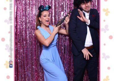 Cabina Foto Showtime - MAGIC MIRROR - Alina & Emanuel - Nunta - Posada Events Ramnicu Valcea (167)