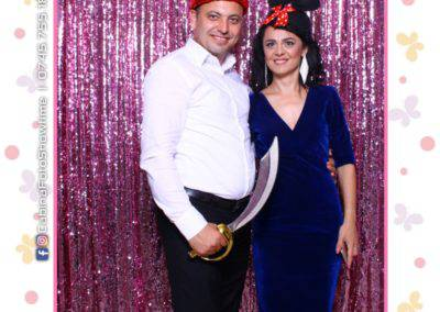 Cabina Foto Showtime - MAGIC MIRROR - Alina & Emanuel - Nunta - Posada Events Ramnicu Valcea (169)