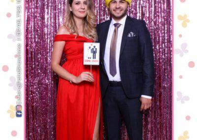 Cabina Foto Showtime - MAGIC MIRROR - Alina & Emanuel - Nunta - Posada Events Ramnicu Valcea (17)