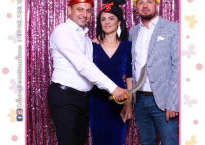 Cabina Foto Showtime - MAGIC MIRROR - Alina & Emanuel - Nunta - Posada Events Ramnicu Valcea (170)