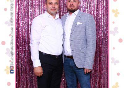Cabina Foto Showtime - MAGIC MIRROR - Alina & Emanuel - Nunta - Posada Events Ramnicu Valcea (171)