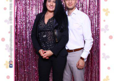 Cabina Foto Showtime - MAGIC MIRROR - Alina & Emanuel - Nunta - Posada Events Ramnicu Valcea (173)