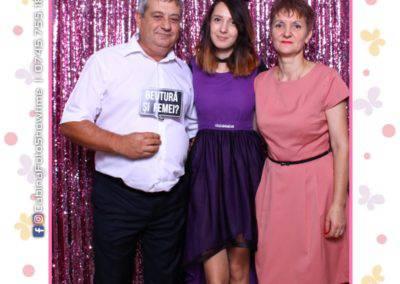 Cabina Foto Showtime - MAGIC MIRROR - Alina & Emanuel - Nunta - Posada Events Ramnicu Valcea (176)