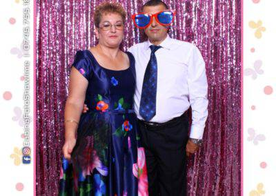 Cabina Foto Showtime - MAGIC MIRROR - Alina & Emanuel - Nunta - Posada Events Ramnicu Valcea (180)