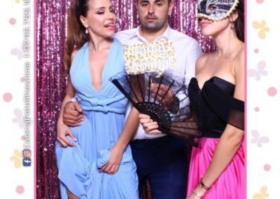 Cabina Foto Showtime - MAGIC MIRROR - Alina & Emanuel - Nunta - Posada Events Ramnicu Valcea (187)