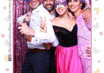 Cabina Foto Showtime - MAGIC MIRROR - Alina & Emanuel - Nunta - Posada Events Ramnicu Valcea (193)