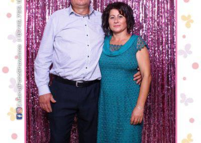 Cabina Foto Showtime - MAGIC MIRROR - Alina & Emanuel - Nunta - Posada Events Ramnicu Valcea (20)