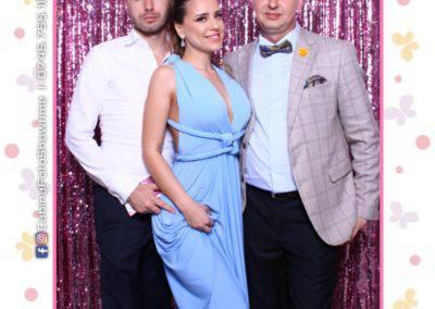 Cabina Foto Showtime - MAGIC MIRROR - Alina & Emanuel - Nunta - Posada Events Ramnicu Valcea (200)