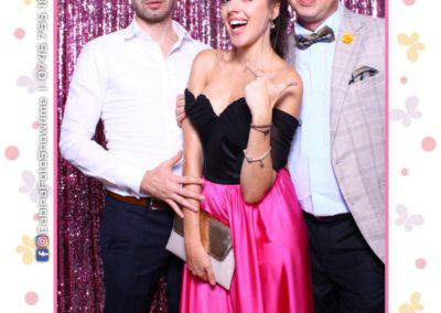 Cabina Foto Showtime - MAGIC MIRROR - Alina & Emanuel - Nunta - Posada Events Ramnicu Valcea (202)