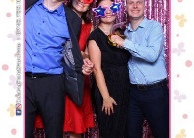 Cabina Foto Showtime - MAGIC MIRROR - Alina & Emanuel - Nunta - Posada Events Ramnicu Valcea (203)