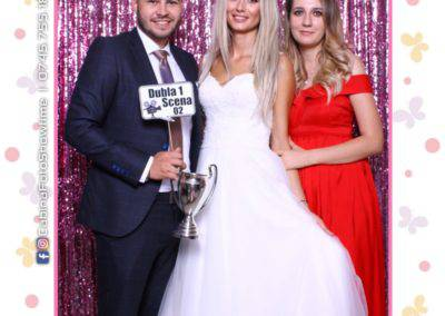 Cabina Foto Showtime - MAGIC MIRROR - Alina & Emanuel - Nunta - Posada Events Ramnicu Valcea (207)