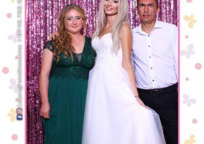 Cabina Foto Showtime - MAGIC MIRROR - Alina & Emanuel - Nunta - Posada Events Ramnicu Valcea (208)