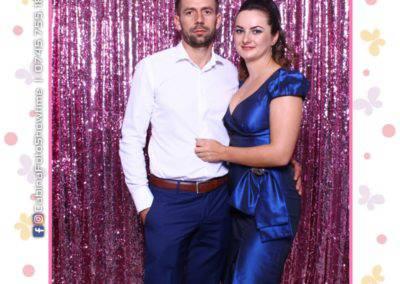 Cabina Foto Showtime - MAGIC MIRROR - Alina & Emanuel - Nunta - Posada Events Ramnicu Valcea (224)