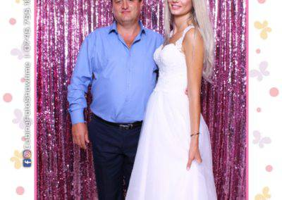 Cabina Foto Showtime - MAGIC MIRROR - Alina & Emanuel - Nunta - Posada Events Ramnicu Valcea (225)