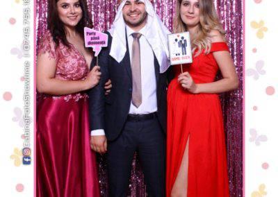 Cabina Foto Showtime - MAGIC MIRROR - Alina & Emanuel - Nunta - Posada Events Ramnicu Valcea (23)