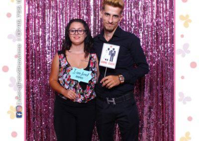 Cabina Foto Showtime - MAGIC MIRROR - Alina & Emanuel - Nunta - Posada Events Ramnicu Valcea (36)
