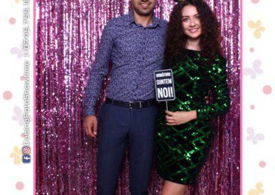 Cabina Foto Showtime - MAGIC MIRROR - Alina & Emanuel - Nunta - Posada Events Ramnicu Valcea (41)