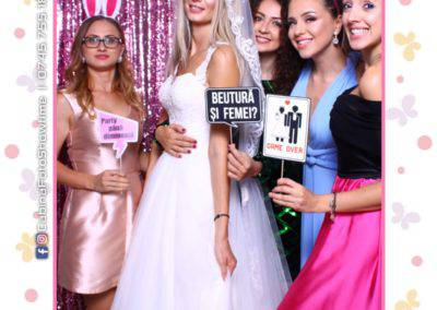 Cabina Foto Showtime - MAGIC MIRROR - Alina & Emanuel - Nunta - Posada Events Ramnicu Valcea (43)