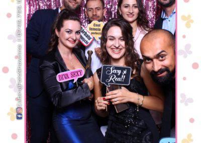 Cabina Foto Showtime - MAGIC MIRROR - Alina & Emanuel - Nunta - Posada Events Ramnicu Valcea (44)