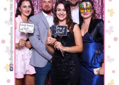 Cabina Foto Showtime - MAGIC MIRROR - Alina & Emanuel - Nunta - Posada Events Ramnicu Valcea (48)