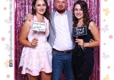 Cabina Foto Showtime - MAGIC MIRROR - Alina & Emanuel - Nunta - Posada Events Ramnicu Valcea (49)
