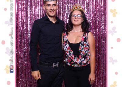 Cabina Foto Showtime - MAGIC MIRROR - Alina & Emanuel - Nunta - Posada Events Ramnicu Valcea (66)