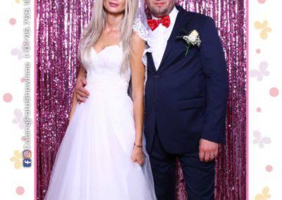 Cabina Foto Showtime - MAGIC MIRROR - Alina & Emanuel - Nunta - Posada Events Ramnicu Valcea (7)