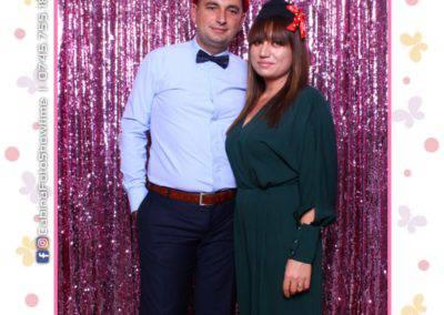Cabina Foto Showtime - MAGIC MIRROR - Alina & Emanuel - Nunta - Posada Events Ramnicu Valcea (80)