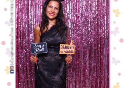 Cabina Foto Showtime - MAGIC MIRROR - Alina & Emanuel - Nunta - Posada Events Ramnicu Valcea (95)