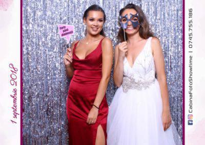 Cabina Foto Showtime - MAGIC MIRROR - Cristina si Gratian - Nunta -Stephany Ballroom Ramnicu Valcea (102)