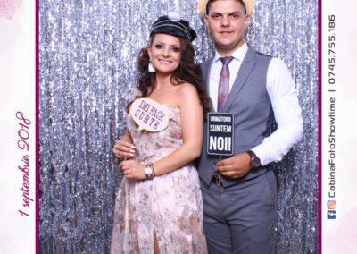 Cabina Foto Showtime - MAGIC MIRROR - Cristina si Gratian - Nunta -Stephany Ballroom Ramnicu Valcea (108)