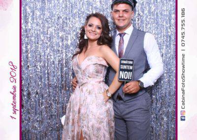 Cabina Foto Showtime - MAGIC MIRROR - Cristina si Gratian - Nunta -Stephany Ballroom Ramnicu Valcea (110)