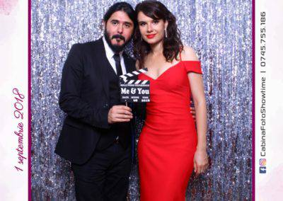 Cabina Foto Showtime - MAGIC MIRROR - Cristina si Gratian - Nunta -Stephany Ballroom Ramnicu Valcea (112)