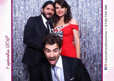 Cabina Foto Showtime - MAGIC MIRROR - Cristina si Gratian - Nunta -Stephany Ballroom Ramnicu Valcea (113)