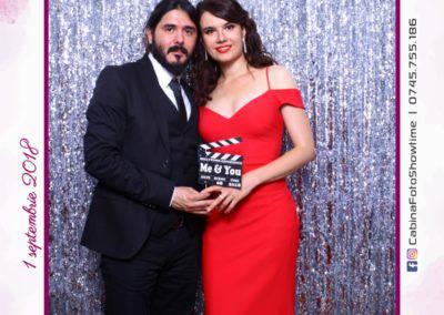 Cabina Foto Showtime - MAGIC MIRROR - Cristina si Gratian - Nunta -Stephany Ballroom Ramnicu Valcea (114)