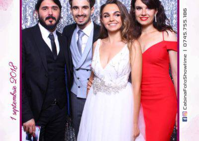 Cabina Foto Showtime - MAGIC MIRROR - Cristina si Gratian - Nunta -Stephany Ballroom Ramnicu Valcea (115)
