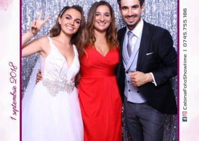 Cabina Foto Showtime - MAGIC MIRROR - Cristina si Gratian - Nunta -Stephany Ballroom Ramnicu Valcea (116)