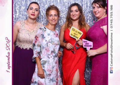 Cabina Foto Showtime - MAGIC MIRROR - Cristina si Gratian - Nunta -Stephany Ballroom Ramnicu Valcea (118)
