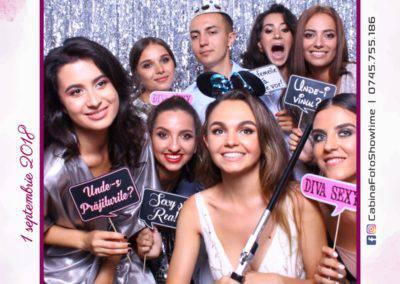 Cabina Foto Showtime - MAGIC MIRROR - Cristina si Gratian - Nunta -Stephany Ballroom Ramnicu Valcea (120)