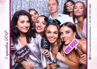 Cabina Foto Showtime - MAGIC MIRROR - Cristina si Gratian - Nunta -Stephany Ballroom Ramnicu Valcea (121)