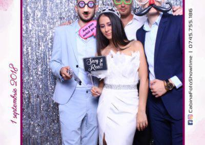 Cabina Foto Showtime - MAGIC MIRROR - Cristina si Gratian - Nunta -Stephany Ballroom Ramnicu Valcea (128)