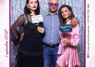 Cabina Foto Showtime - MAGIC MIRROR - Cristina si Gratian - Nunta -Stephany Ballroom Ramnicu Valcea (133)