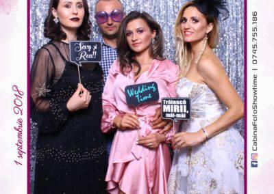 Cabina Foto Showtime - MAGIC MIRROR - Cristina si Gratian - Nunta -Stephany Ballroom Ramnicu Valcea (134)