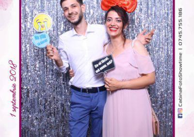 Cabina Foto Showtime - MAGIC MIRROR - Cristina si Gratian - Nunta -Stephany Ballroom Ramnicu Valcea (139)