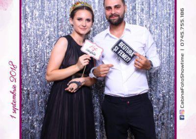 Cabina Foto Showtime - MAGIC MIRROR - Cristina si Gratian - Nunta -Stephany Ballroom Ramnicu Valcea (140)