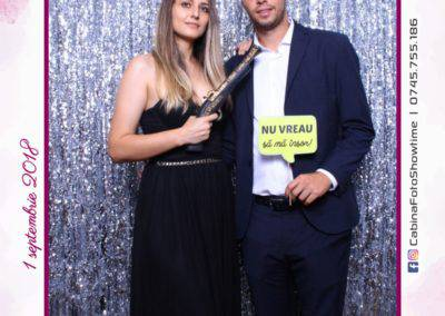 Cabina Foto Showtime - MAGIC MIRROR - Cristina si Gratian - Nunta -Stephany Ballroom Ramnicu Valcea (145)
