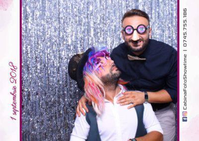 Cabina Foto Showtime - MAGIC MIRROR - Cristina si Gratian - Nunta -Stephany Ballroom Ramnicu Valcea (149)
