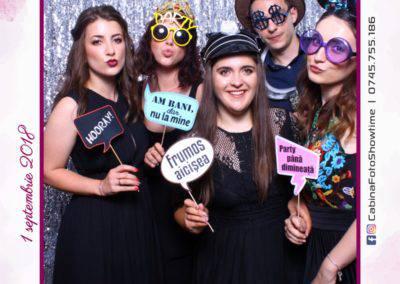 Cabina Foto Showtime - MAGIC MIRROR - Cristina si Gratian - Nunta -Stephany Ballroom Ramnicu Valcea (151)