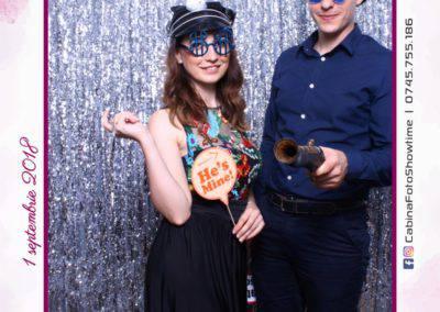 Cabina Foto Showtime - MAGIC MIRROR - Cristina si Gratian - Nunta -Stephany Ballroom Ramnicu Valcea (156)
