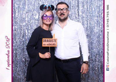 Cabina Foto Showtime - MAGIC MIRROR - Cristina si Gratian - Nunta -Stephany Ballroom Ramnicu Valcea (16)